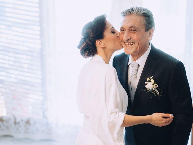 Il matrimonio di Andrea e Arianna a Cuveglio, Varese 4
