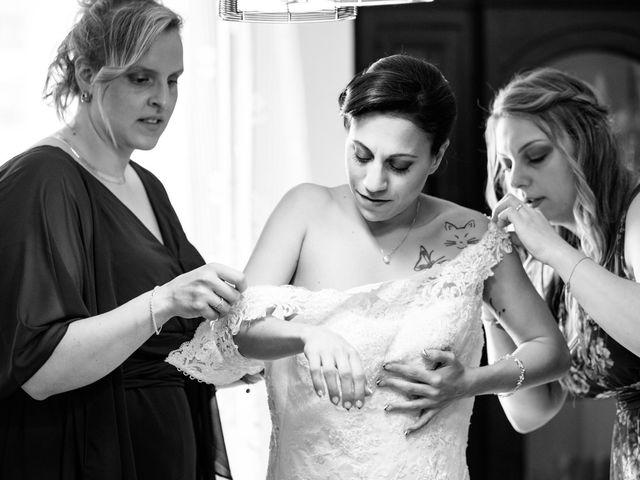 Il matrimonio di Andrea e Arianna a Cuveglio, Varese 6