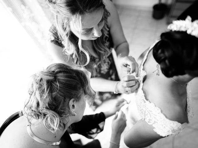 Il matrimonio di Andrea e Arianna a Cuveglio, Varese 8