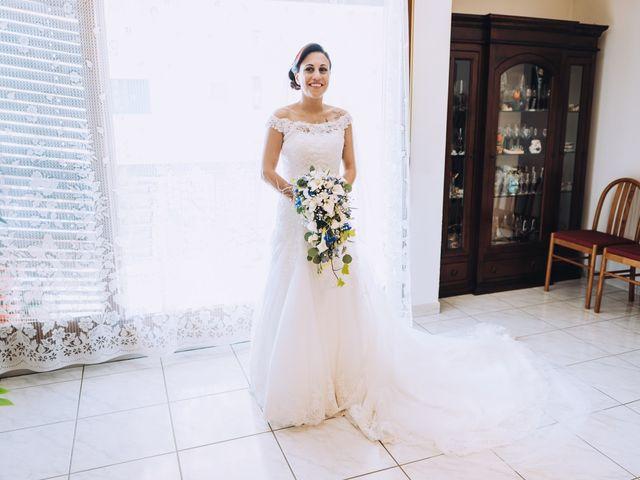 Il matrimonio di Andrea e Arianna a Cuveglio, Varese 11