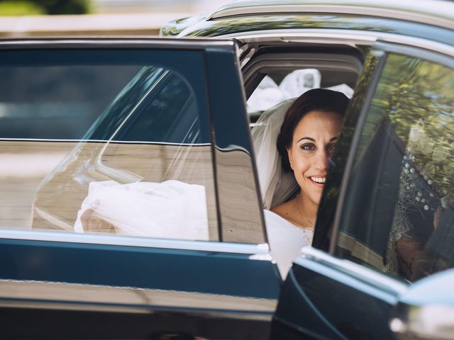 Il matrimonio di Andrea e Arianna a Cuveglio, Varese 12