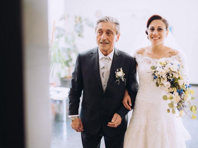 Il matrimonio di Andrea e Arianna a Cuveglio, Varese 13