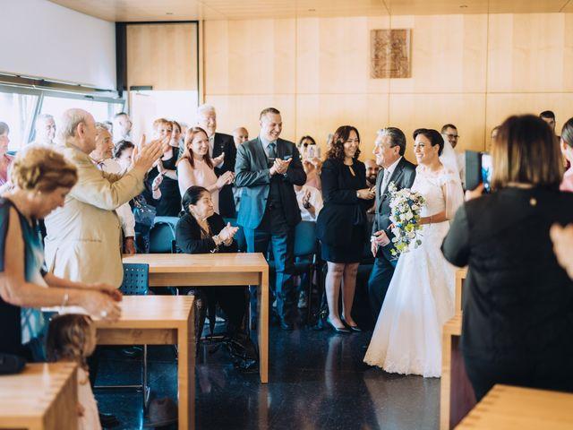 Il matrimonio di Andrea e Arianna a Cuveglio, Varese 15