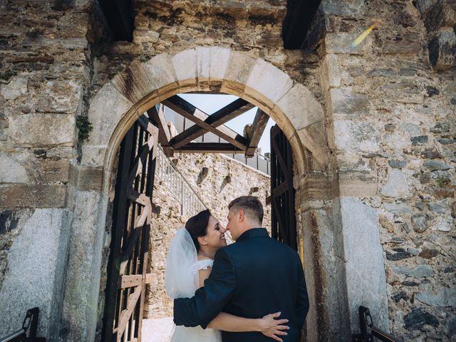 Il matrimonio di Andrea e Arianna a Cuveglio, Varese 21
