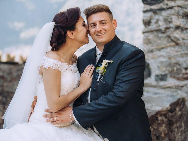 Il matrimonio di Andrea e Arianna a Cuveglio, Varese 26