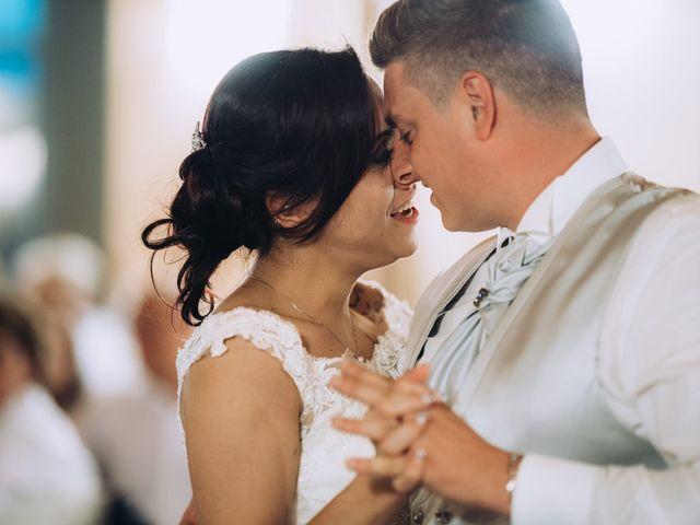 Il matrimonio di Andrea e Arianna a Cuveglio, Varese 31