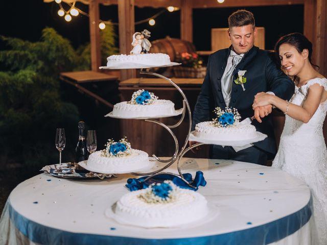 Il matrimonio di Andrea e Arianna a Cuveglio, Varese 32