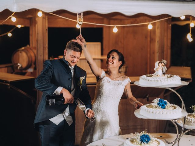Il matrimonio di Andrea e Arianna a Cuveglio, Varese 33