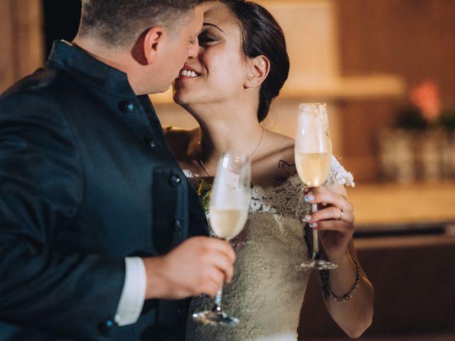Il matrimonio di Andrea e Arianna a Cuveglio, Varese 34