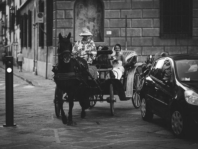 Il matrimonio di Enrico e Jenny a Livorno, Livorno 18