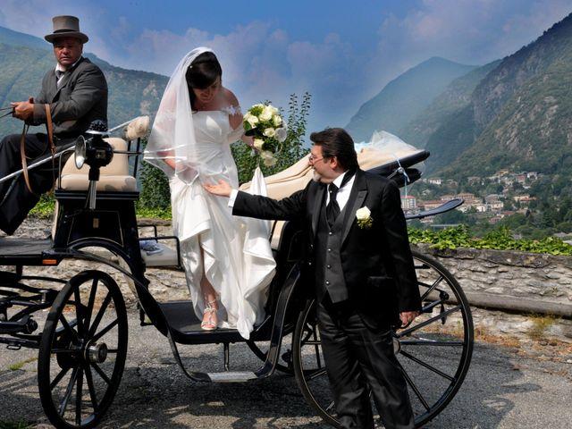 Il matrimonio di Mauro e Simona a Pont-Canavese, Torino 8