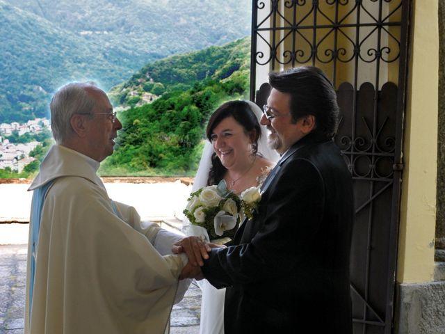 Il matrimonio di Mauro e Simona a Pont-Canavese, Torino 9
