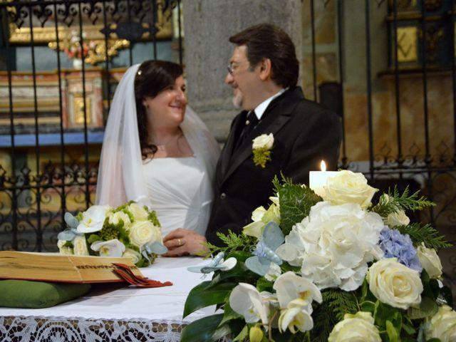 Il matrimonio di Mauro e Simona a Pont-Canavese, Torino 14