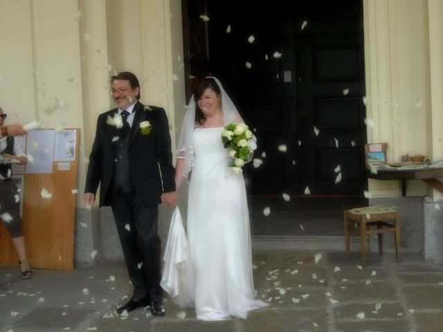 Il matrimonio di Mauro e Simona a Pont-Canavese, Torino 16