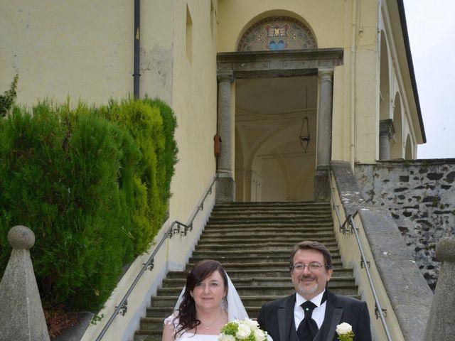 Il matrimonio di Mauro e Simona a Pont-Canavese, Torino 19