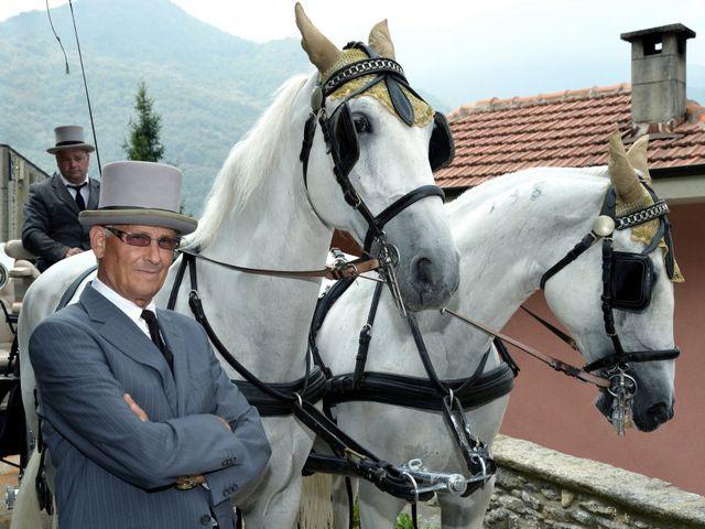 Il matrimonio di Mauro e Simona a Pont-Canavese, Torino 20