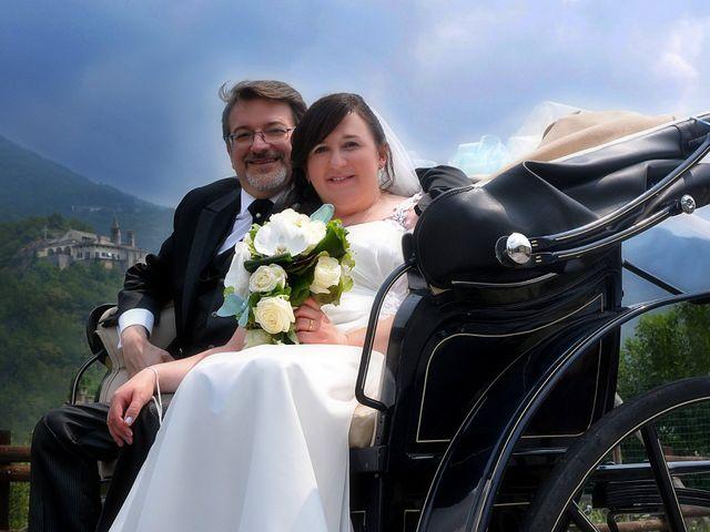 Il matrimonio di Mauro e Simona a Pont-Canavese, Torino 22
