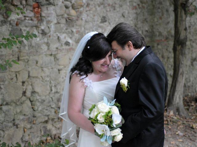 Il matrimonio di Mauro e Simona a Pont-Canavese, Torino 25