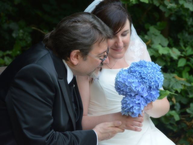 Il matrimonio di Mauro e Simona a Pont-Canavese, Torino 32