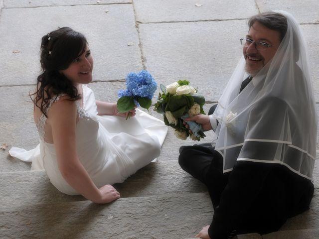 Il matrimonio di Mauro e Simona a Pont-Canavese, Torino 35