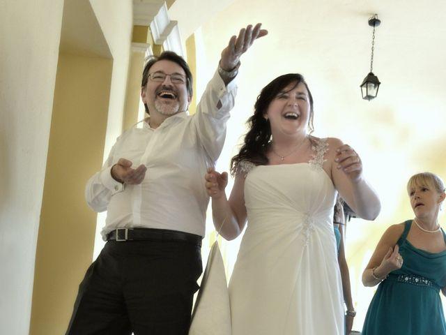 Il matrimonio di Mauro e Simona a Pont-Canavese, Torino 56