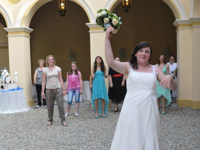 Il matrimonio di Mauro e Simona a Pont-Canavese, Torino 61