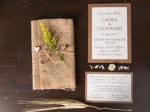 Il matrimonio di Laura e Giovanni a Napoli, Napoli 2