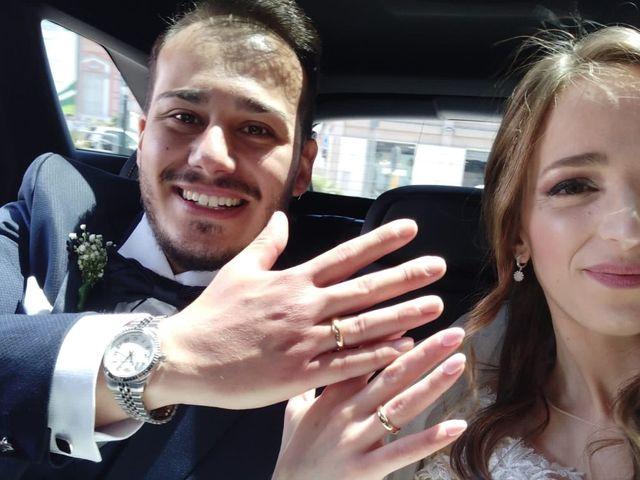 Le nozze di Martina  e Ciro