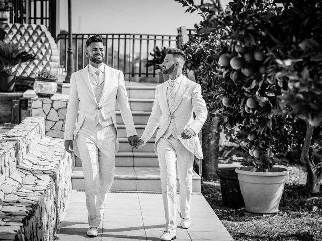 Il matrimonio di Carmelo e Salvo a San Giovanni la Punta, Catania 6