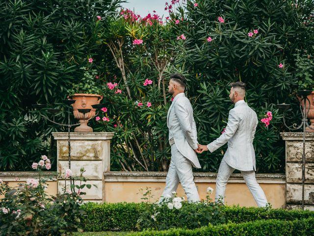 Il matrimonio di Carmelo e Salvo a San Giovanni la Punta, Catania 11