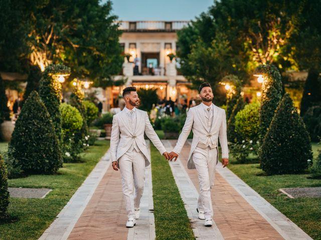 Il matrimonio di Carmelo e Salvo a San Giovanni la Punta, Catania 13