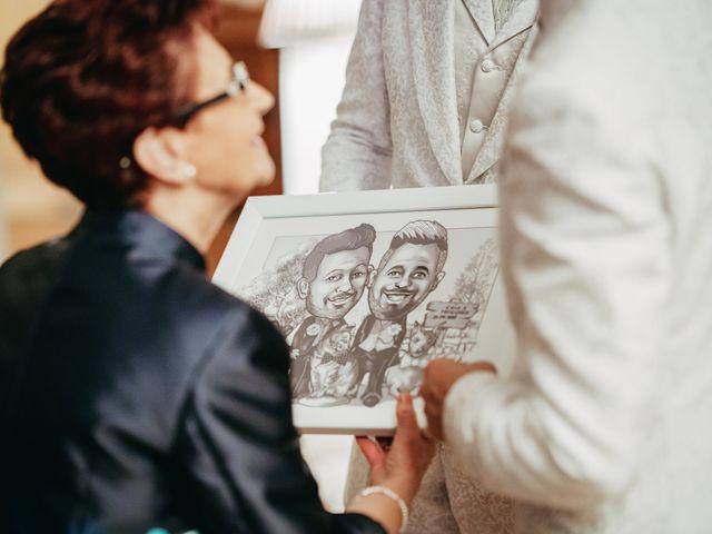 Il matrimonio di Carmelo e Salvo a San Giovanni la Punta, Catania 16