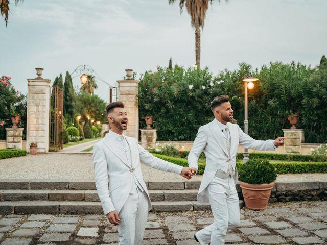Il matrimonio di Carmelo e Salvo a San Giovanni la Punta, Catania 17