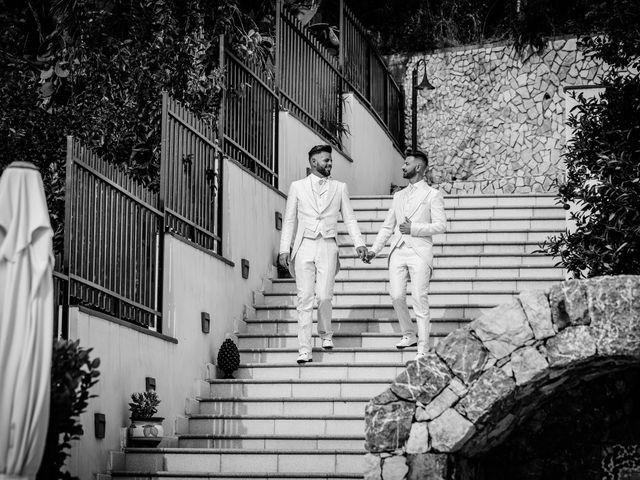 Il matrimonio di Carmelo e Salvo a San Giovanni la Punta, Catania 23