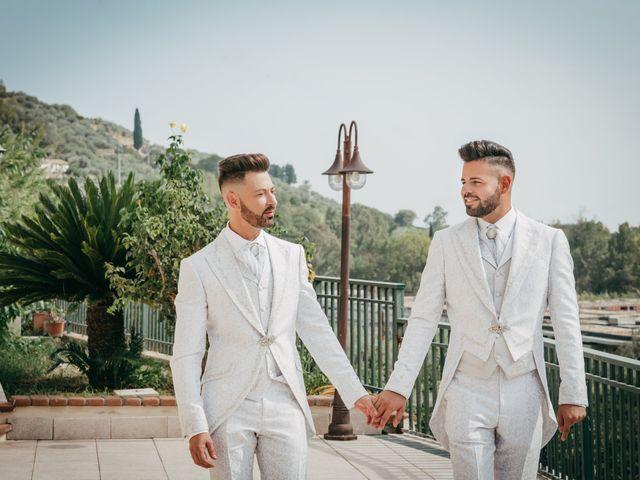 Il matrimonio di Carmelo e Salvo a San Giovanni la Punta, Catania 32