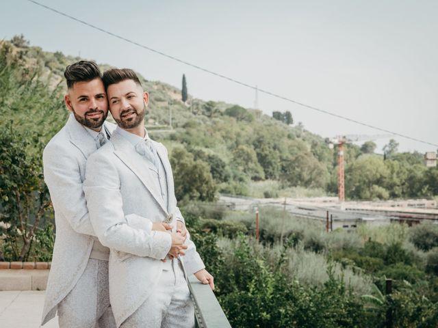 Il matrimonio di Carmelo e Salvo a San Giovanni la Punta, Catania 33