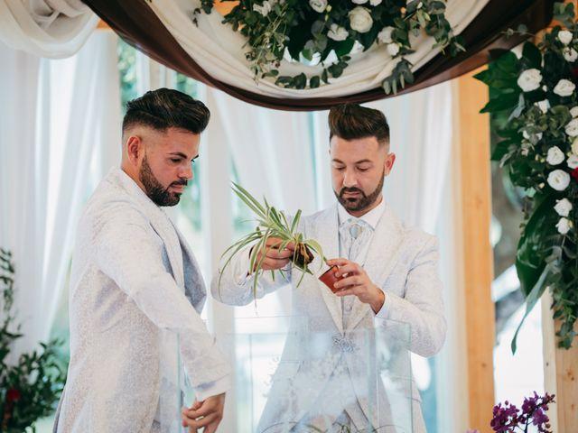 Il matrimonio di Carmelo e Salvo a San Giovanni la Punta, Catania 46