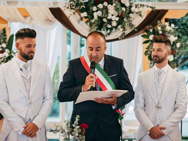 Il matrimonio di Carmelo e Salvo a San Giovanni la Punta, Catania 47