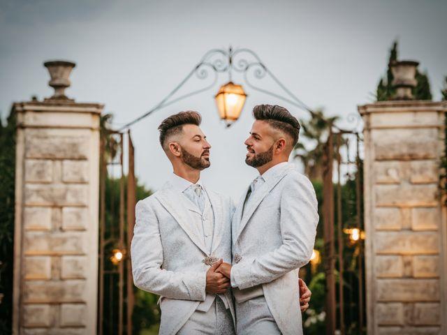Il matrimonio di Carmelo e Salvo a San Giovanni la Punta, Catania 48