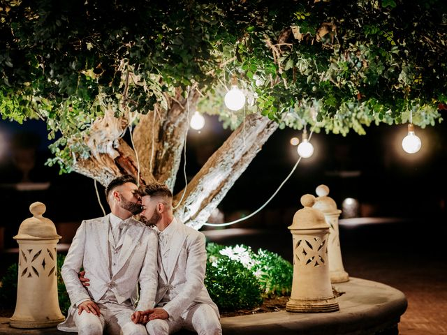 Il matrimonio di Carmelo e Salvo a San Giovanni la Punta, Catania 51