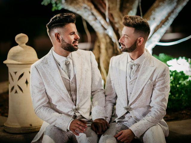 Il matrimonio di Carmelo e Salvo a San Giovanni la Punta, Catania 52