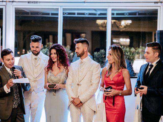 Il matrimonio di Carmelo e Salvo a San Giovanni la Punta, Catania 54