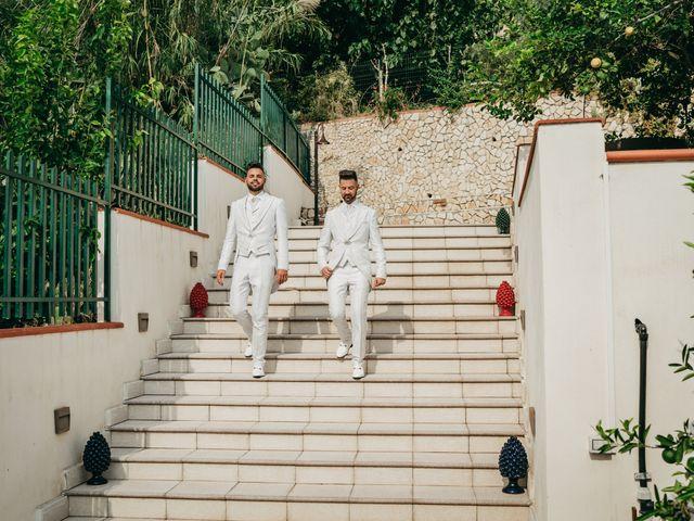 Il matrimonio di Carmelo e Salvo a San Giovanni la Punta, Catania 67