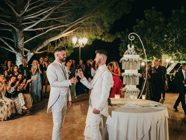 Il matrimonio di Carmelo e Salvo a San Giovanni la Punta, Catania 78
