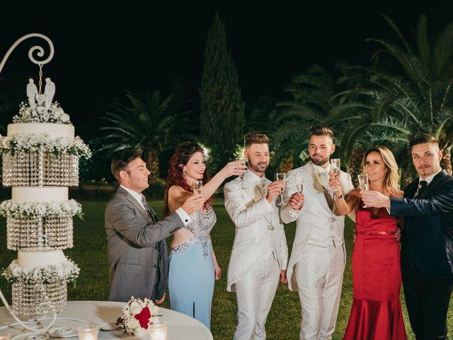 Il matrimonio di Carmelo e Salvo a San Giovanni la Punta, Catania 79