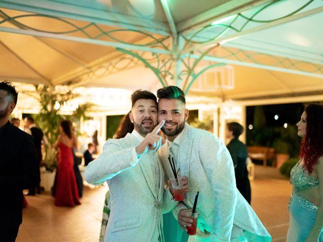 Il matrimonio di Carmelo e Salvo a San Giovanni la Punta, Catania 80