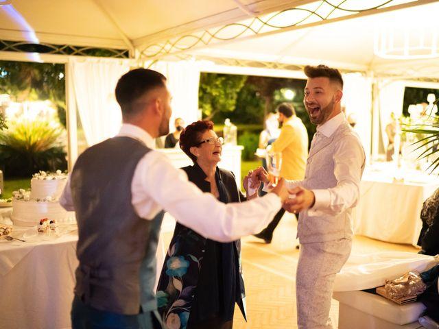 Il matrimonio di Carmelo e Salvo a San Giovanni la Punta, Catania 87