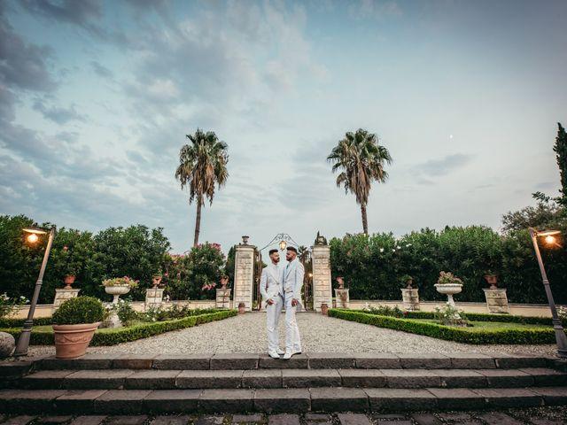 Il matrimonio di Carmelo e Salvo a San Giovanni la Punta, Catania 88