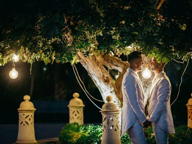 Il matrimonio di Carmelo e Salvo a San Giovanni la Punta, Catania 95