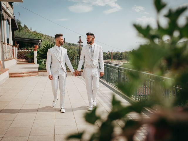Il matrimonio di Carmelo e Salvo a San Giovanni la Punta, Catania 99